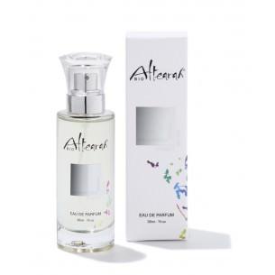eau de parfum bio argent