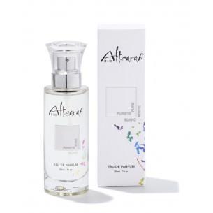 eau de parfum bio blanc