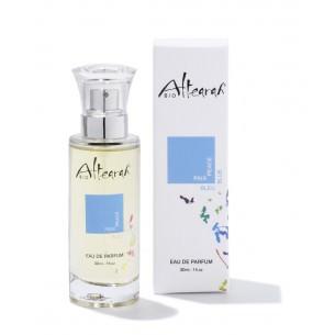eau de parfum bio bleu