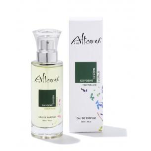 eau de parfum bio émeraude