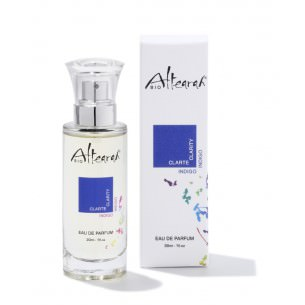 eau de parfum bio indigo