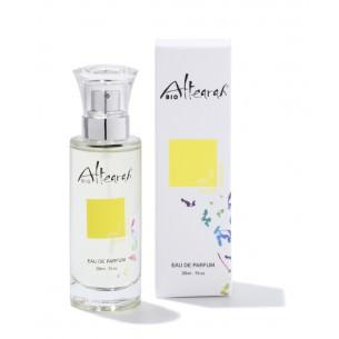 eau de parfum bio jaune