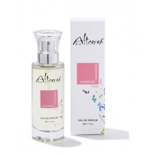 eau de parfum bio rose