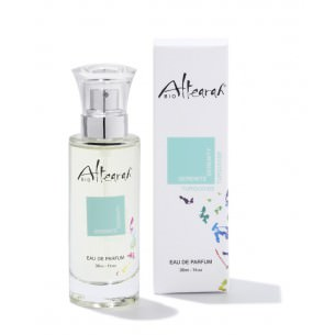 eau de parfum bio turquoise