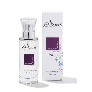 eau de parfum bio violet