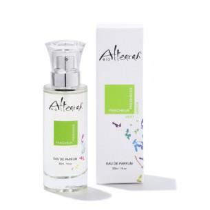 eau de parfum bio vert